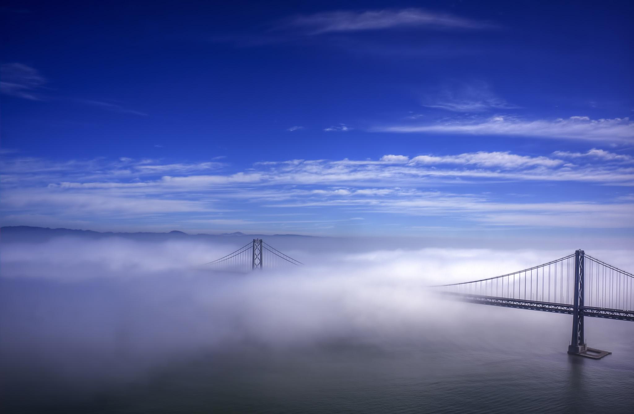 Bay Bridge Fog