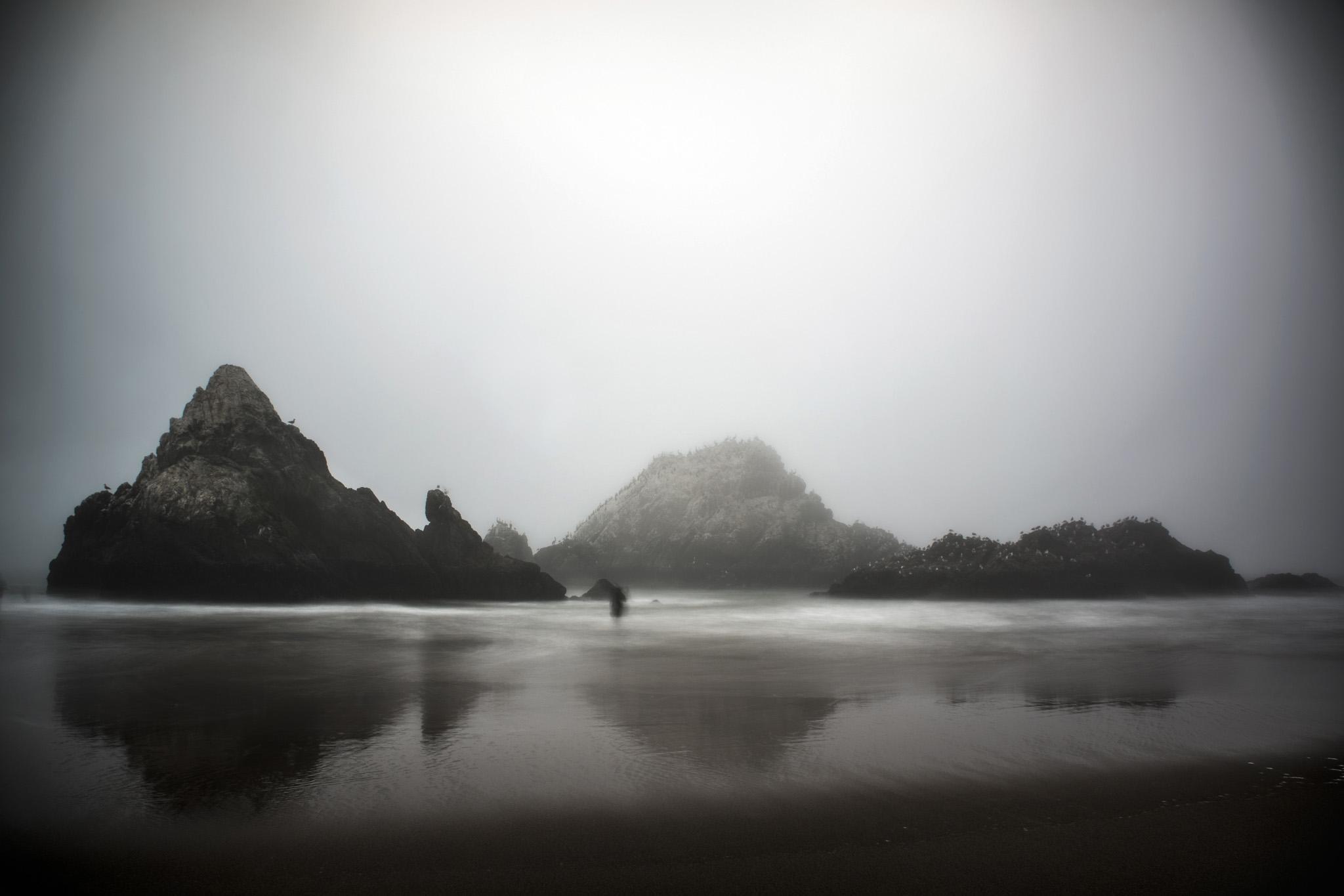 Ghost at Seal Rock