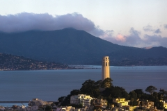 Early Morning Coit Tower 2