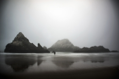 Ghost at Seal Rock